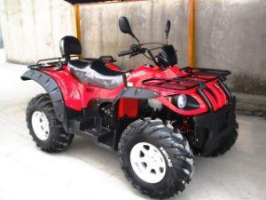 500cc 4X4 Water-Cooled CVT EEC ATV (HDA500E-W)