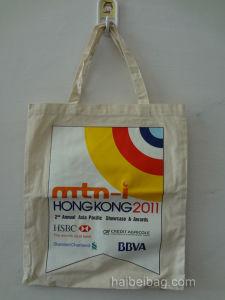 Conference Canvas Cotton Bag (HBCO-49) pictures & photos