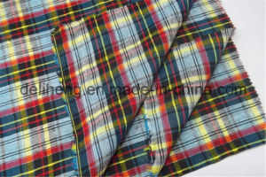 T/C 50/50 Check Style Woven Yarn Dyed Fabric pictures & photos