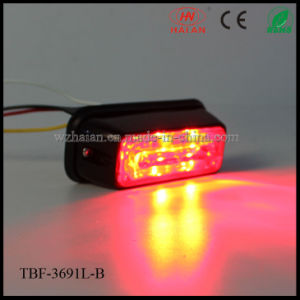 Liner 3 Lens Waterproof Lightheads in Red Color LEDs pictures & photos