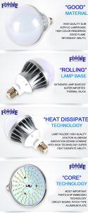 Die-Cast Aluminum Plastic E27 9W LED Home Lighting pictures & photos