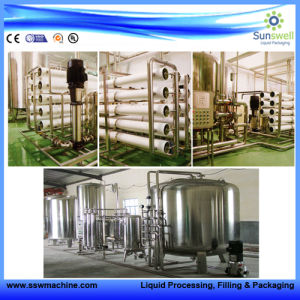 3000L/5000L/8000L/10000L Water Purification Machine/Filters/Pure Water Tank pictures & photos