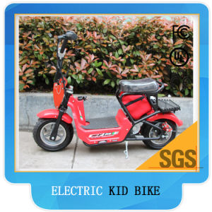 200W 24V or 36V Electric Mini Dirt Bike for Kids pictures & photos