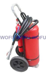 25kg Stored Pressure ABC Fire Extinguisher with External Cartridge pictures & photos