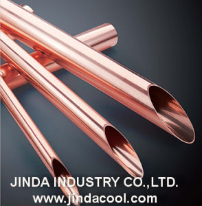 ASTM B88, ASTM B280, 20′ Length Hard Temper Copper Tube pictures & photos