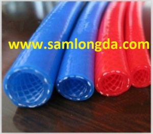 TPU Braid Air Hose with Blue and Red Colour (PUB0805) pictures & photos