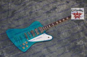 Firebird Blue Colour Guitar