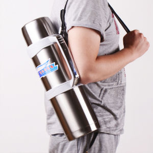Double Wall Stainless Steel Travel Pot pictures & photos