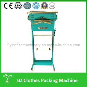 Dry Cleaning Shop /Hotel Use Clothes Packing Machine pictures & photos