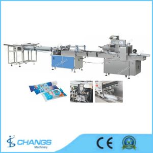 Sbcp-450 Full-Automatic Plastic Cup Packing Machine pictures & photos