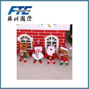 Christmas Gift Decoration Santa Claus Accessories Doll pictures & photos