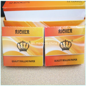 Direct Factory Manufacturer Ultra Thin Smoking Rolling Papers pictures & photos