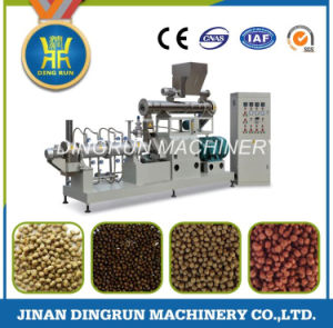 2016 hot sell floating fish feed pellet extruder machine pictures & photos