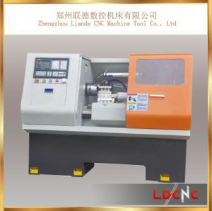 Ck6140 China Light Duty Horizontal Mini CNC Lathe Machine Price pictures & photos