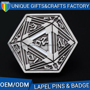 Custom Logo Metal Lapel Pin Badge Soft Enamel Pin Badge pictures & photos
