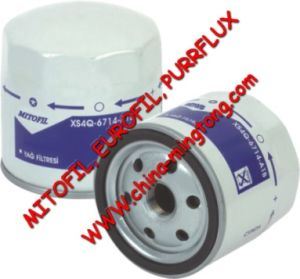 Oil Filter for Ford (OEM NO.: XS4Q-6714-A1B) pictures & photos