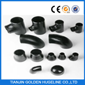 Carbon Steel Seamless ASTM A234 Wpb Sch40 Pipe Elbow pictures & photos