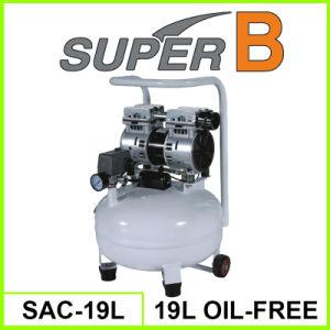 19L 3/4HP 550W Electric Air Compressor