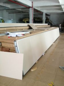Acoustic Movable Partition Wall Systems for Conference Hall/Multi-Purpose Hall/Hotel pictures & photos