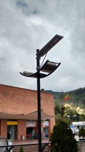 50W LED All in One Solar Street Light - Integrated Solar LED Lighting for Road (SNSTY-250) pictures & photos