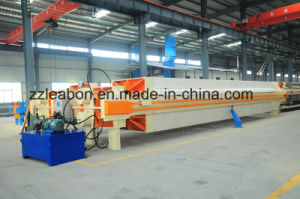 Industrial Press Filter Plate Frame Filter Press Machine pictures & photos