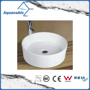 Ceramic Cabinet Art Basin and Vanity Top Hand Washing Sink (ACB8032) pictures & photos