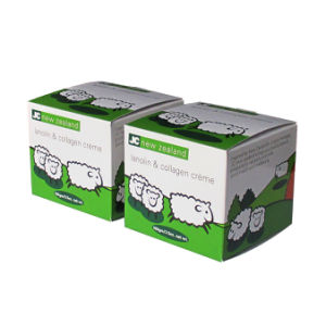 Lanolin&Collagen Cream Printed Paper Boxes (XG-GB-124)