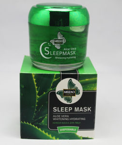 Aloe Vera Whitening Hydrating Sleeping Mask Facial Mask pictures & photos