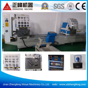 CNC Double-Head Saw for Aluminum Profiles pictures & photos