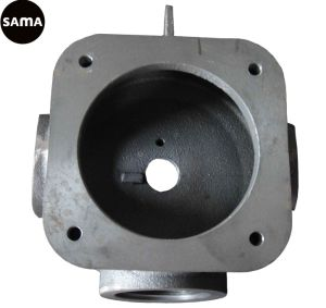 Iron Sand, Steel Investment Casting Part for Valve Body pictures & photos