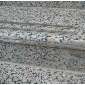 High Polished Step G664 Misty Brown Granite Stair pictures & photos