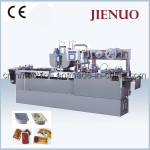 Jienuo Automatic Food Chocolate Blister Packing Machine (DPB-140) pictures & photos