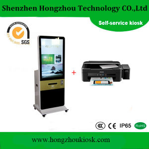46 Inch Customized Outdoor Information Self Service Kiosk pictures & photos