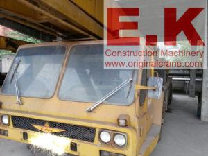 40ton Secondhand Original Kato Japanese Hydraulic Truck Crane (NK400E) pictures & photos