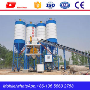 Hls Series Concrete Cement Batching Plant Price for Sale pictures & photos