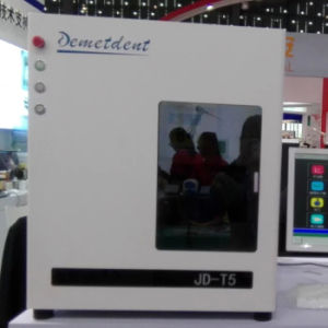 Jd-T5 New Condition 5axis CNC Dental CAD Cam Equipment pictures & photos