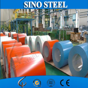 Prepainted Gi Steel Coil/ PPGI/ PPGL Color Coated Gi pictures & photos