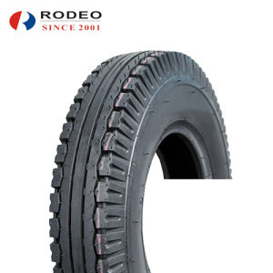 Motorcycle Tyre Three-Wheel Tire 4.00-8 pictures & photos