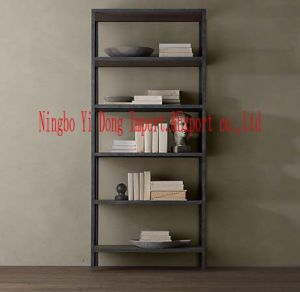 Metal Frame Furniture Book Shelf (B-101)