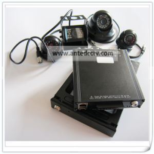 3G 4G WiFi 2CH 4CH Car DVR with GPS Tracking Support Hard Drive pictures & photos