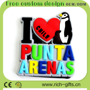 Fridge Magnet as Tourism Souvenir Penguin Promotion Items Customized (RC-TS37)