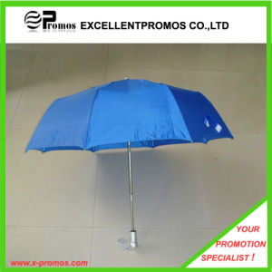 Advertising Promotion Cheap 3 Fold Parts Umbrella (EP-U82920) pictures & photos