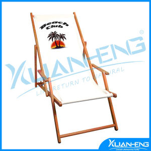 Very Popular Cheap Wooden Beach Chair pictures & photos
