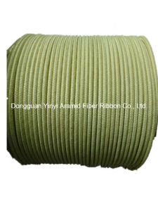 High Temperature Resistant Kevlar Rope pictures & photos