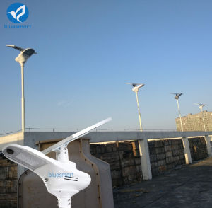 Manufacturer Bluesmart Integrated Solar LED Street Light with Solar Panel pictures & photos