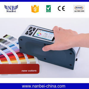 Digital Portable Colorimeter Price with Ce Confirmed pictures & photos