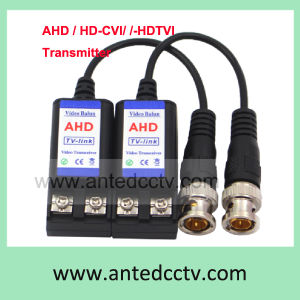 1CH HD Tvi Cvi UTP Video Balun Cvbs Ahd Cat5 Cable Twisted Pair pictures & photos