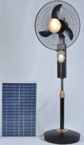 Solar Power Fan (YY-12V16K(16INCH))