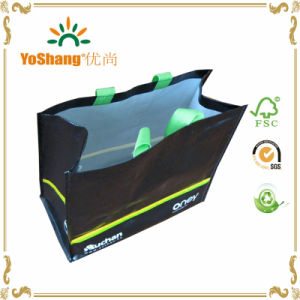 Free Sample Laminated Shopping Bag Recycled PP Woven Bag pictures & photos