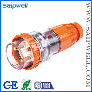 Top Sale Waterproof 3 Phase Australian Industrial Plug (56P320)